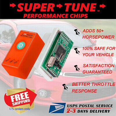 $47.49 • Buy Performance Tuner Chip -Fits 2010-2017 Kia Forte Koup - Power Tuning Programmer