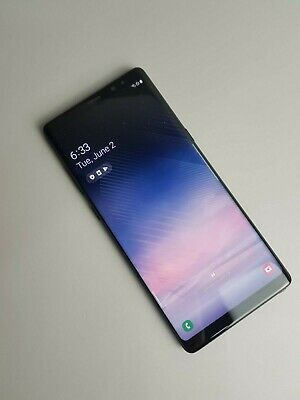 $ CDN299.64 • Buy Samsung Galaxy Note8 SM-N950 64GB - Black (Unlocked) *Very Good Condition*
