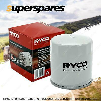 AU44.95 • Buy 1pc Ryco Syntec Oil Filter Z334ST Premium Quality Brand New Genuine Performance