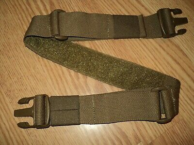 $69.95 • Buy Usmc Issue Plate Carrier Pc Waist Belt Assembly Reduced!!!!!