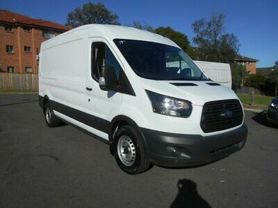 AU29990 • Buy 2016 Ford Transit VO MY16 350L LWB Mid Roof White Manual 6sp M Van