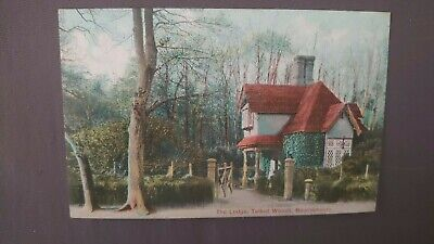 £3 • Buy The Lodge, Talbot Woods, Bournemouth Postcard