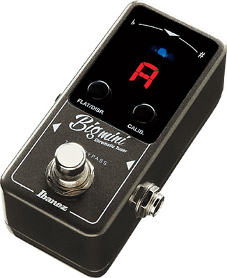 $ CDN63.42 • Buy Ibanez BIGMINI Big Mini Chromatic Pedal Guitar Tuner