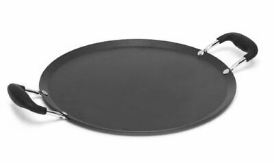 $10.99 • Buy Imusa USA CAR-52019T Carbon Steel Round Comal, 11-Inch, Red Bottom