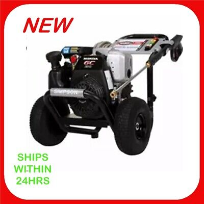 $415.99 • Buy SIMPSON  Heavy Duty 3200 Psi 2.5 Gpm Cold Water Gas Pressure Washer