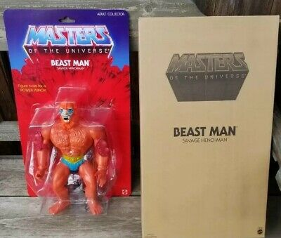 $69.59 • Buy Masters Of The Universe Giant 12  Beast Man Savage Henchman Figure - SEALED !!