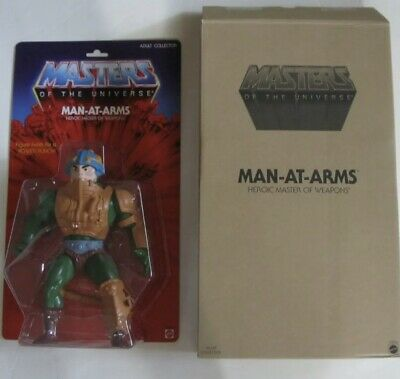 $64.99 • Buy Masters Of The Universe GIANT MAN AT ARMS 12  Figure Matty Collector MOTU CGP38