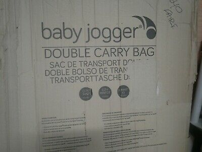 Baby Jogger Double Carrier Bag City Mini, City GT, Summit X3 Open Box • 72.32£
