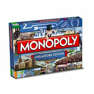 £28.40 • Buy Monopoly Chelmsford Monopoly Board Game 019682
