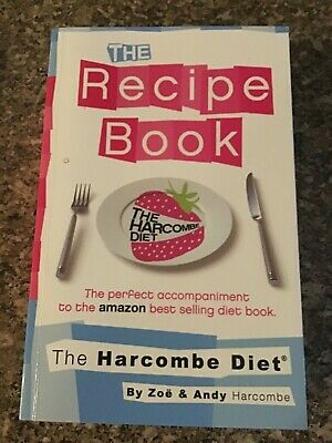 The Harcombe Diet: The Recipe Book • 6.99£