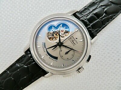 $3400 • Buy Zenith El Primero Open Heart Automatic Chronograph Wristwatch 03.0240.4021