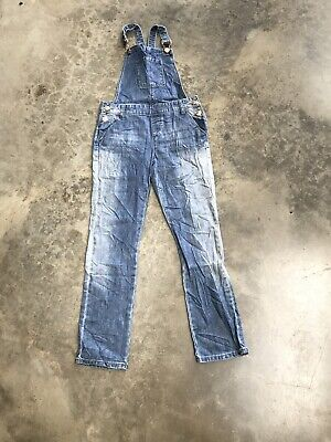 Girls Dungarees Age 9-10 Years Kylie Blue • 8.99£