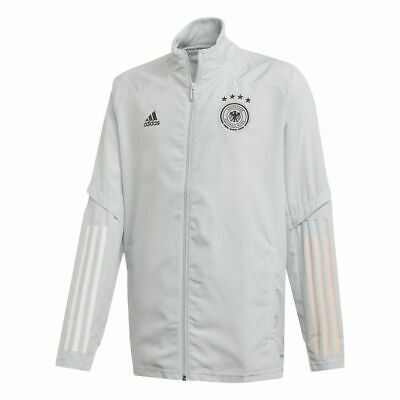 Adidas Football Soccer Germany DFB Kids Presentation Track Top Full Zip Jacket • 62.30£