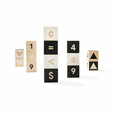 $37.54 • Buy Uncle Goose To Tonet Number Blocks - Made In The USA