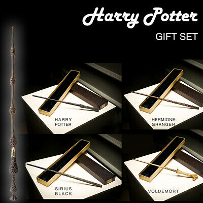 AU16.78 • Buy Harry Potter Magic Wand Hermione Dumbledore Voldemort Sirius Wizard Collection