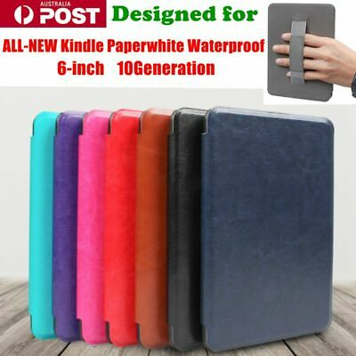AU15.99 • Buy For All New Kindle Paperwhite 4 Waterproof 6  Inch Handle Stand Cover Case