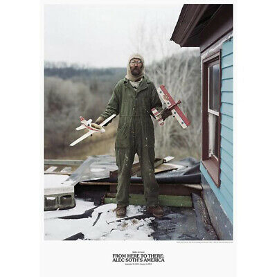 $175 • Buy ALEC SOTH 'From Here To There: America' 2010 Art Exhibition Poster 34  X 24  NEW