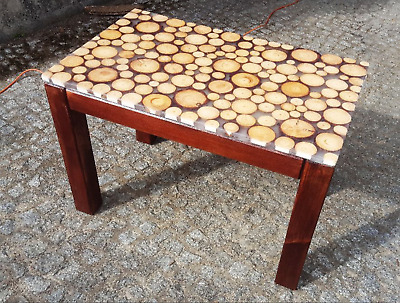 Resin Table, Coffe Table • 250£