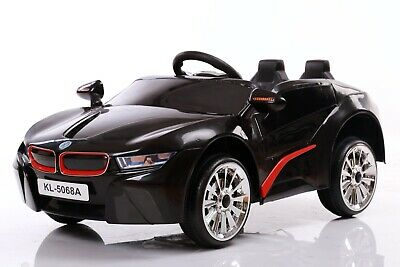 Bmw I8 Style 12v Kids Ride On Car Children's Battery Remote Control Cars • 99£