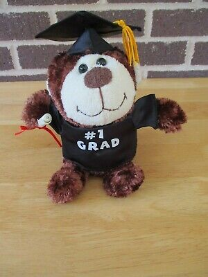 $ CDN10.82 • Buy Dan Dee Collectors Choice # 1 Grad Graduation Dressed Monkey  8  Stuffed  Plush
