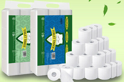 AU24.99 • Buy Vanity Bamboo Fabric Toilet Paper Roll Kill Bacteria Health Comfort Anti-infect