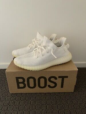 AU340 • Buy Adidas Yeezy Boost 350 V2 Cream/triple White US8.5 OG All