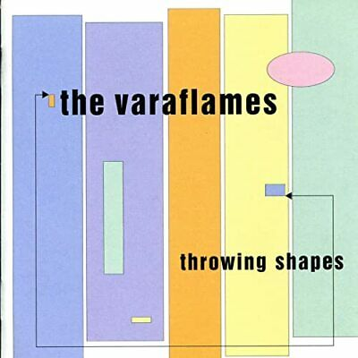 £3.99 • Buy The Varaflames – Throwing Shapes (Rab Noakes / Rod Clements+)