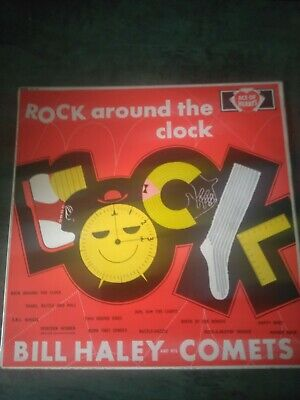 Bill Haley And His Comets.(,Rock Around The Clock)LP Reissue • 9.99£