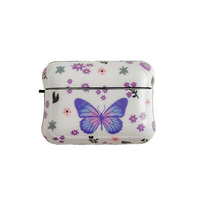 $ CDN11.36 • Buy Elegant Butterfly Case Cover For Apple Airpods Charging Box Airpods Protect Case