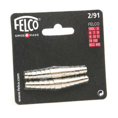 Felco Secateurs Pruner Volute Springs Model 2,4,7,8,9,10 - 2 Pack Genuine Felco • 6.49£