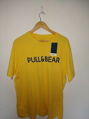 AU23 • Buy Pull And Bear Mens T Shirt. EU Size Large