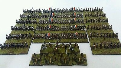 6mm Napoleonic French Army • 150£