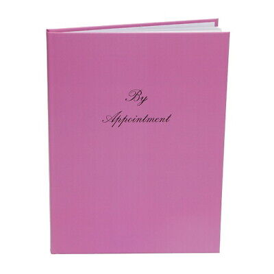 Salon Appointment Book 6 Column Hardback - Nails, Beauty, Tanning, Hairdressers • 17.50£