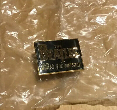 The Beatles Anthology 30th Anniversary Pin - 1990's Official Apple Corps Product • 4.95£