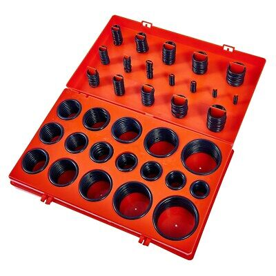 New 419pc O-Ring Assortment Auto Rubber Tool Seals Air Automotive Hand Tools  • 9.99£
