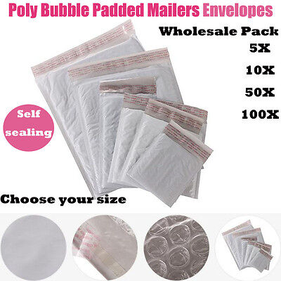 $ CDN21.47 • Buy Wholesale Poly Bubble Mailers Padded Envelopes Shipping Bags Free Shipping Hot