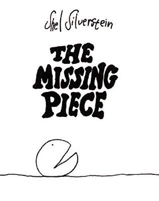 The Missing Piece, Silverstein, Shel, Good Condition Book, ISBN 0060256729 • 10.71£