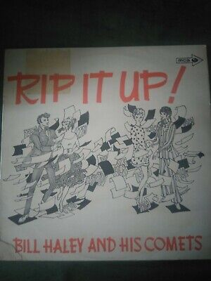 Bill Haley And His Comets.(Rip It Up).LP • 9.99£