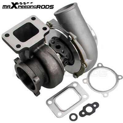 $176 • Buy Gt35 Gt3582 Gt3540 T3 Ar.70 Ar.63 Float Bearing Turbo Charger 600hps Compressor