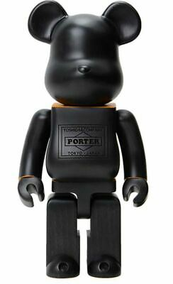 $3006 • Buy Medicom Toy BE@RBRICK Porter 400% Karimoku Yoshida Kaban Wooden From Japan