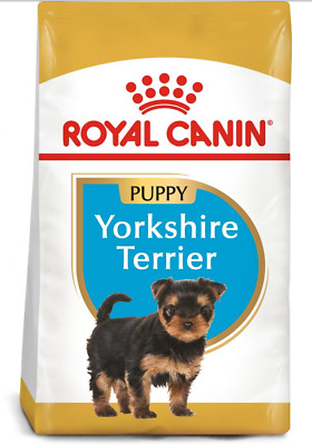 1.5kg Royal Canin Yorkshire Terrier Puppy Dog Food ( Formally Junior ) • 13.99£