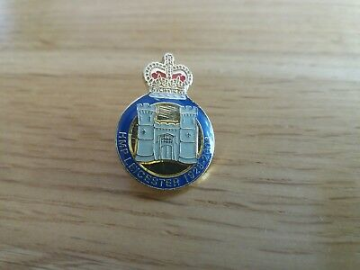HMP Leicester Prison Service Badge Prison Officer Tie Pin Badge. • 2.50£
