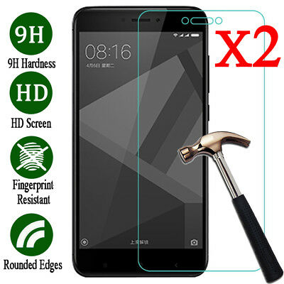 $ CDN1.32 • Buy 2PCS Tempered Glass Screen Protector For Xiaomi Pocophone F1 A1 A2 A3 9T 8 9Lite
