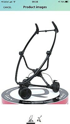 £79.99 • Buy NEW Quinny Zapp Chassis/frame All Black