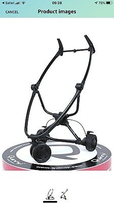 NEW Quinny Zapp Chassis/frame All Black  • 79.99£