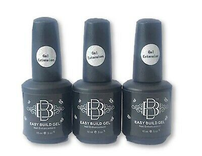 £12.50 • Buy Builder Gel With Brush In A Bottle Nail Enhancement Soak Off Nail Extention