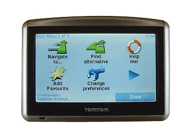 TOMTOM ONE XL  Automotive GPS Receiver Updated • 12£