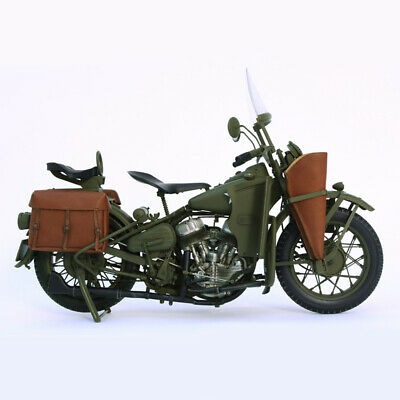 1/6 Scale US WW2 Army Soldier Motorcycle For   Captain America Figure • 139.29£
