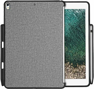 AU36.99 • Buy Case For IPad Pro 10.5 New IPad Air(3rd Gen) 2019 Back Cover Built-in Pencil Clr