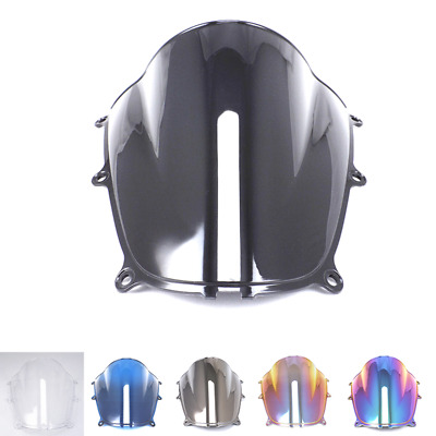 $28.20 • Buy Motorcycle Windscreen Windshield For CBR 600 RR CBR600RR F5 05 06 2005 2006